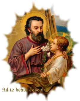 OUR PATRON ST.JOSEPH